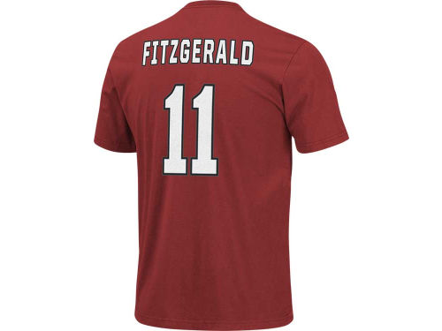 Arizona Cardinals Larry Fitzgerald VF Licensed Sports Group NFL Men's Eligible Receiver T-Shirt
