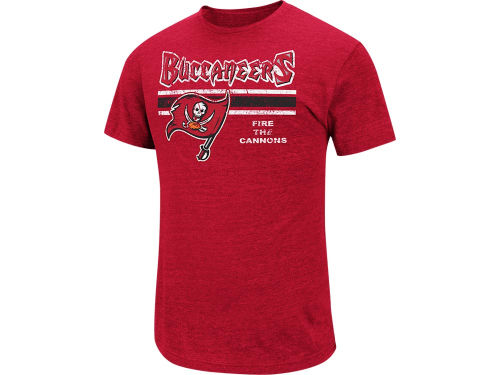 Tampa Bay Buccaneers VF Licensed Sports Group NFL Bucs T-Shirt XP