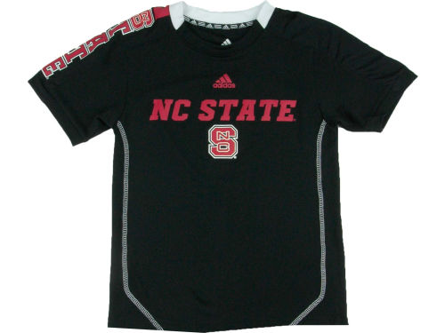North Carolina State Wolfpack adidas NCAA Youth Players Crew