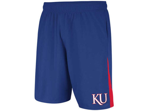 Kansas Jayhawks Outerstuff NCAA Youth Coaches Short