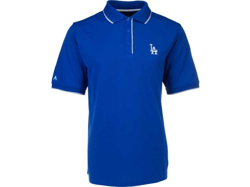 Los Angeles Dodgers Antigua MLB Elite Polo