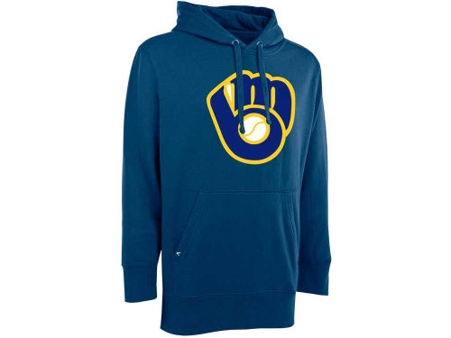 Milwaukee Brewers Antigua MLB Signature Hoody