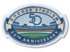 Los Angeles Dodgers 50th Anniversary Patch Knick Knacks