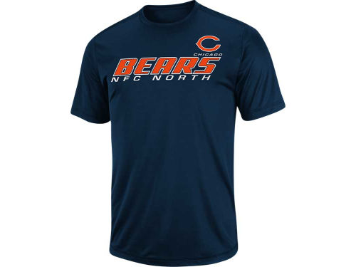 Chicago Bears VF Licensed Sports Group NFL Short Yardage IV T-Shirt