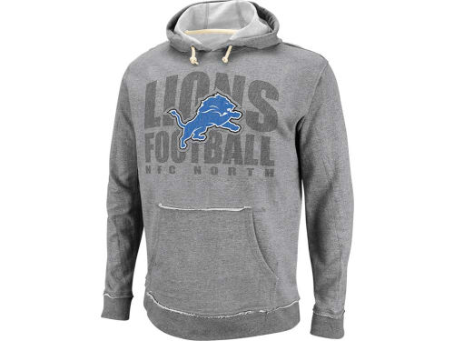 Detroit Lions VF Licensed Sports Group NFL Crucial Call Hoodie