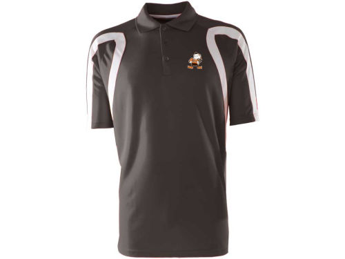 Cleveland Browns Antigua NFL Point Polo
