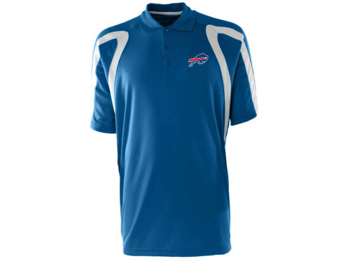 Buffalo Bills Antigua NFL Point Polo