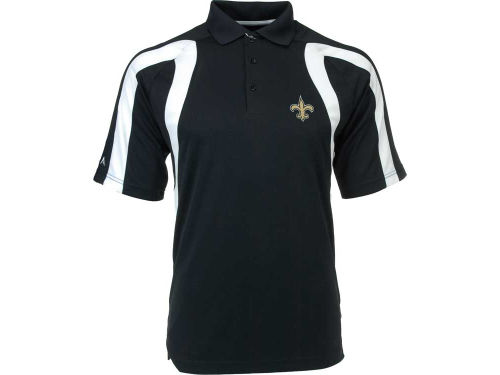 New Orleans Saints Antigua NFL Point Polo