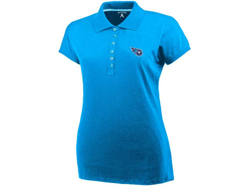 Tennessee Titans Antigua NFL Womens Spark Polo