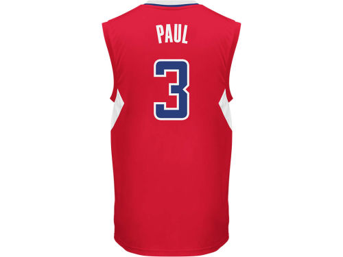 Los Angeles Clippers Chris Paul adidas NBA Rev 30 Replica Jersey