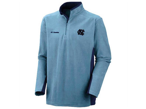 North Carolina Tar Heels NCAA Klamath Range 1/2 Zip Jacket