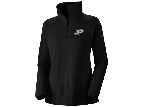 Purdue Boilermakers NCAA Womens Glacial 1/2 Zip Jacket