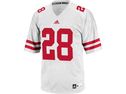 Wisconsin Badgers Outerstuff NCAA Youth Replica Football Jersey