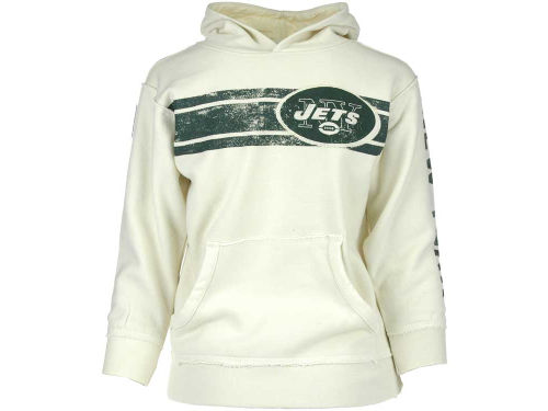 New York Jets Outerstuff NFL Youth Vintage Pullover Fleece