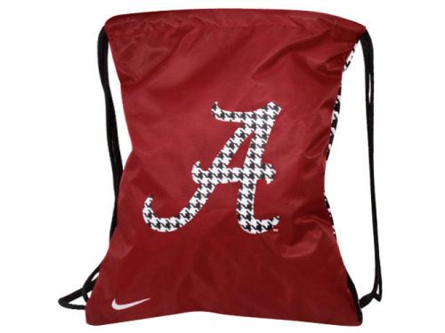 Alabama Crimson Tide Nike Home And Away Gymsack