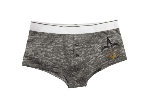 New Orleans Saints VF Licensed Sports Group NFL Womens Boyfriend Brief