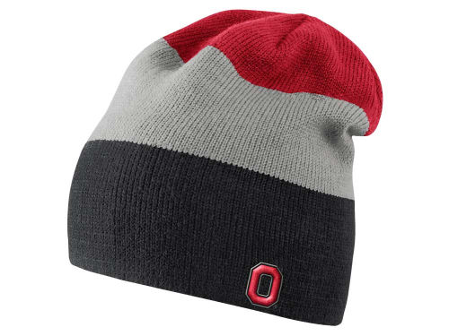 Ohio State Buckeyes NCAA Nike Team Sports Sideline Knit 2012 Hats