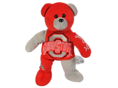 Ohio State Buckeyes NCAA 8 Inch Thematic Bear