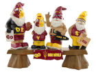 Arizona State Sun Devils NCAA Fan Gnome Bench Lawn & Garden