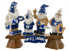 Kansas Jayhawks Forever Collectibles NCAA Fan Gnome Bench Lawn & Garden