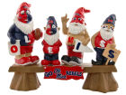 Mississippi Rebels NCAA Fan Gnome Bench Lawn & Garden
