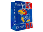 Kansas Jayhawks Gift Bag Medium NCAA Holiday