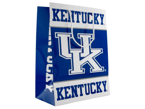 Kentucky Wildcats Forever Collectibles Gift Bag Medium NCAA