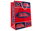 Mississippi Rebels Forever Collectibles Gift Bag Medium NCAA Holiday
