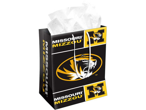 Missouri Tigers Gift Bag Medium NCAA