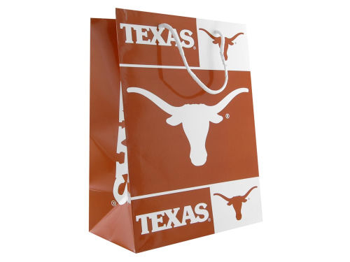 Texas Longhorns Gift Bag Medium NCAA