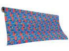 Kansas Jayhawks Forever Collectibles NCAA Gift Wrap Holiday