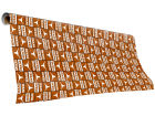Texas Longhorns NCAA Gift Wrap Holiday