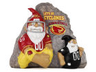 Iowa State Cyclones Gnome Rivalry Stone NCAA Lawn & Garden