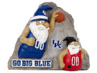 Kentucky Wildcats Gnome Rivalry Stone NCAA Lawn & Garden