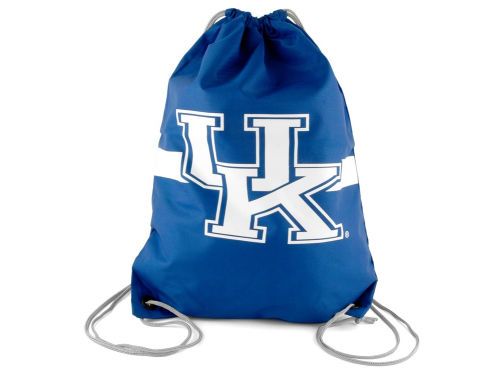 Kentucky Wildcats Team Stripe Drawstring Bag