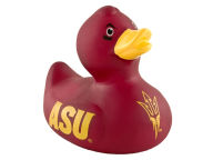 Forever Collectibles Vinyl Duck NCAA Bed & Bath