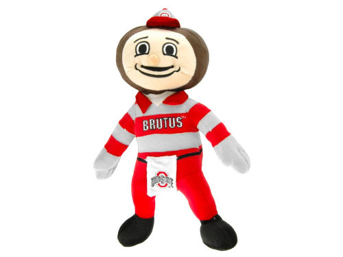Ohio State Buckeyes Forever Collectibles 14 Inch Plush Mascot NCAA