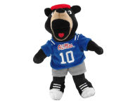 NCAA 8 Inch Plush Mascot Bed & Bath