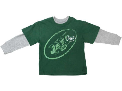 Outerstuff NFL Youth Faux Layered T-Shirt