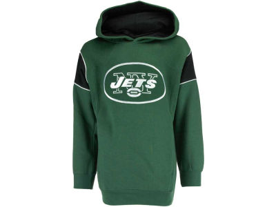 Outerstuff NFL Youth Pullover Color Block Hoodie