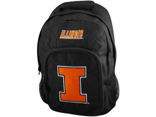 Illinois Fighting Illini Concept One NCAA Southpaw Backpack