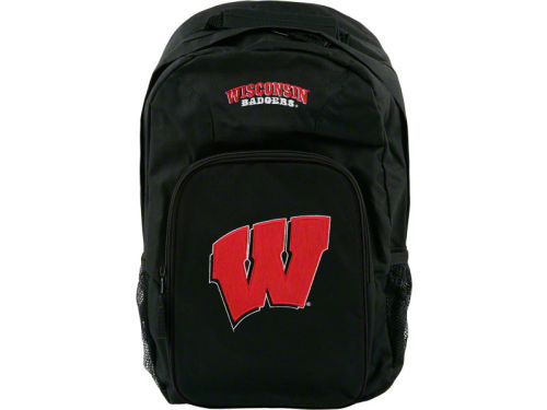 Wisconsin Badgers Concept One NCAA Southpaw Backpack