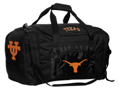 Texas Longhorns Concept One NCAA Roadblock Duffle