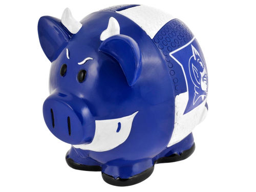 Duke Blue Devils Thematic Piggy Bank NCAA