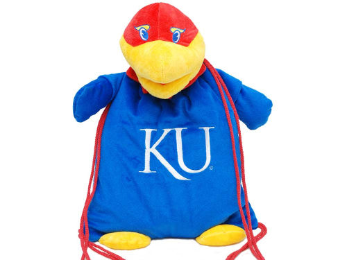 Kansas Jayhawks Forever Collectibles Backpack Pal NCAA