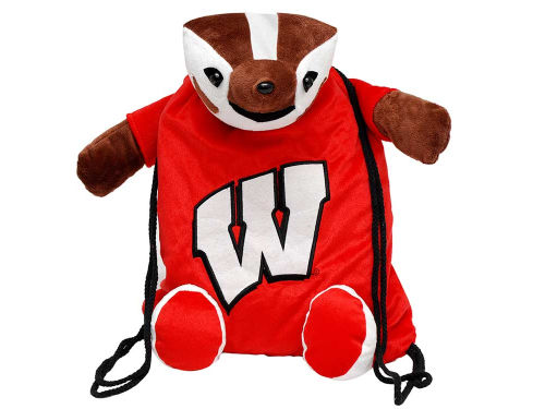 Wisconsin Badgers Backpack Pal NCAA