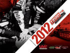 IndyCar Series 2012 IndyCar Wall Calendar Home Office & School Supplies