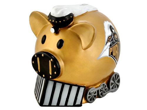 Purdue Boilermakers Mini Thematic Piggy Bank NCAA