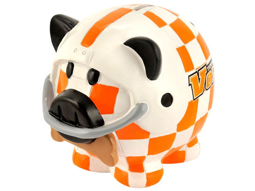 Tennessee Volunteers Mini Thematic Piggy Bank NCAA