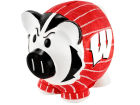 Wisconsin Badgers Mini Thematic Piggy Bank NCAA Toys & Games